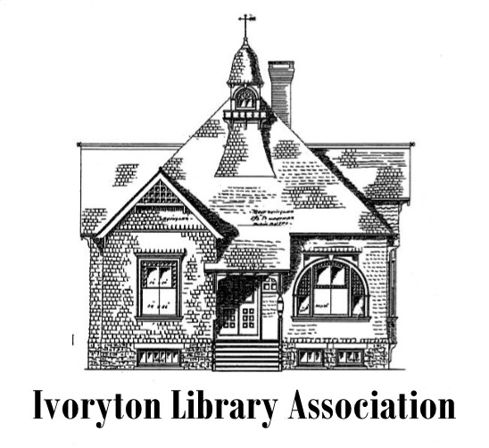 Ivorytown Library Logo Graphic