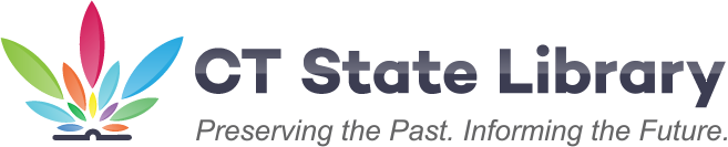 Connecticut State Library Logo Graphic