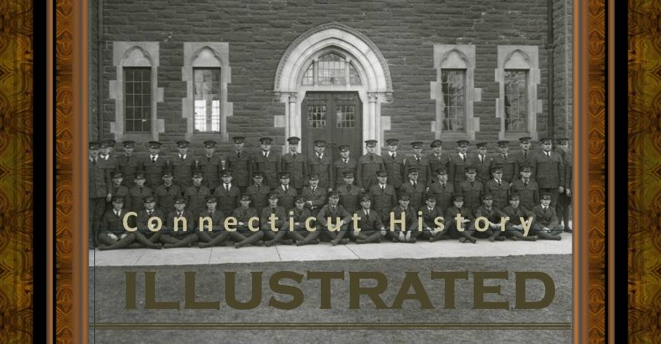 Cadets at Trinity College Illustrated Image