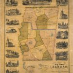 Canaan Town Map Small Image