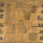 Town Map of Goshen small image