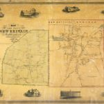 New Britain Town Map small image