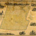 New Hartford Town Map Small Image