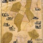 Plymouth Town Map small image
