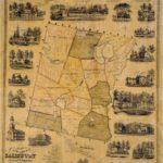 Salisbury Town Map Small Image