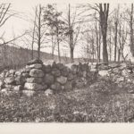 Site of transcontinental railroad partner Collis P. Huntington's Burlington home
