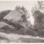 Judge's Cave, West Rock, New Haven