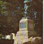 Major John Mason Monument, Mystic