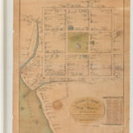 Plan of New Haven, 1748