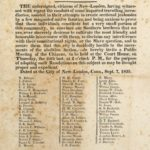 Broadside calling for public meeting against anti-slavery groups, 1835