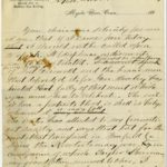 William Sherman speech notes (Indian Wars, Custer), 1885
