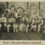 Ernie's Bavarian Band, Hartford, 1941