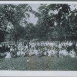Italian-american society picnic, 1923
