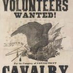 Volunteers wanted! (for the Cavalry), 1861