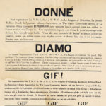 Appeal in French, Italian, Swedish, Polish and Hebrew, 1917