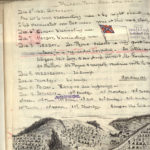 Civil War diary, 1863-1864