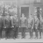 Fairfield police department, 1930