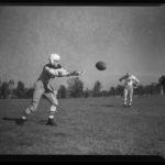Football players, 1944