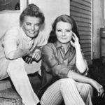 Katharine Hepburn and Katharine Houghton, 1967