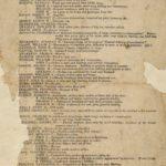 List of certified cowards in woodbury, 1863