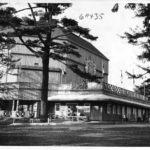 American Shakespeare Festival Theatre, Stratford, 1956