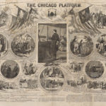 Chicago platform, 1864, Thomas Nast drawings and Hartford Times speech excerpts