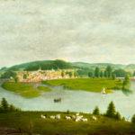 Merino sheep in Derby, 1849