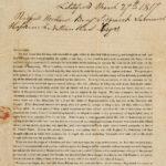 Electioneering broadside, Litchfield, 1817