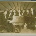 Harry Jensen's Nighthawks at the Palais royal, Hartford, 1926