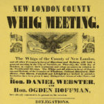 New London County Whig meeting, 1840