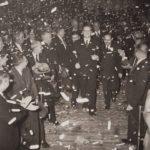Pre-election rally for William H. Mortensen, Hartford, 1943
