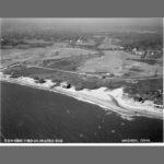 Aerial survey of 1938 hurricane damage