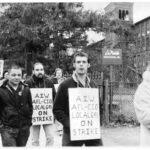 Strike, LaPointe Industries, Rockville, 1973