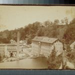 Cotton Hollow Mill, Glastonbury, 1880s