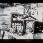 Fire alarm system, Alexander Loper's machine shop, Stonington, 1915