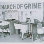 March of grime: techniques for washing clothes, 1909-1949