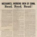 Republican Mechanics and Workmen accuse Samuel Colt, 1860