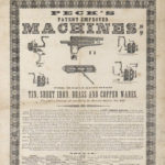 Peck's patent improved machines, 1846