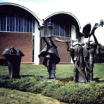 Procession No 2, Temple Beth El, West Hartford, 1991