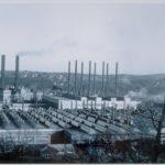 Scovill factory buildings, 1946