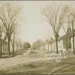 South B Street worker housing, Taftville (Norwich), ca. 1900