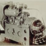 Steam shovel engine, Mianus Engine Company, 1920s