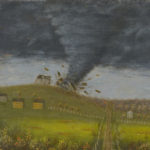 Tornado in Windham, 1808