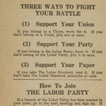 Why you need a Labor Party, 1919